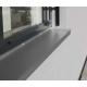 Aluminium-Fensterbank