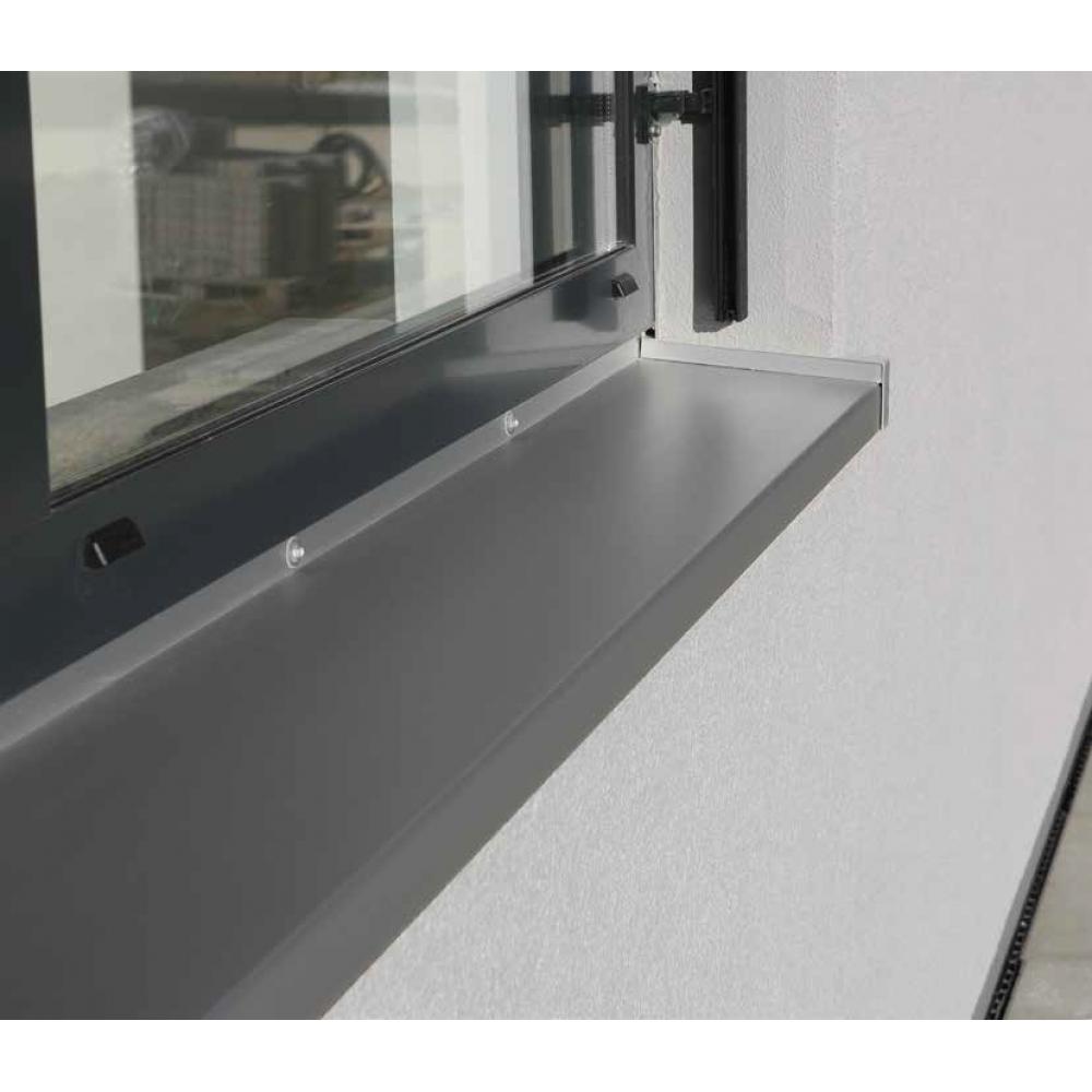 Alu Fensterbank nach Maß - Fensterbänke günstig kaufen