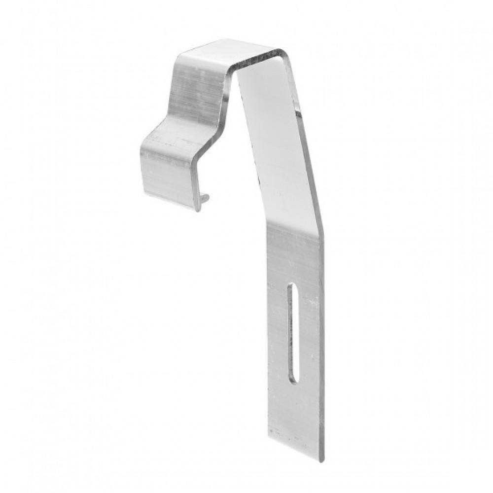 Ma/ß B 105mm 40mm 150mm Variohalter Fensterbankhalter Fensterbretthalter Fensterbankbefestigung Ausladung Fensterbank max Tropfkante