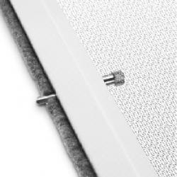 Fliegengitter Insektenschutz Spannrahmen Innen Federstifte